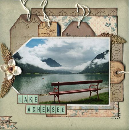Nu Lake-achensee