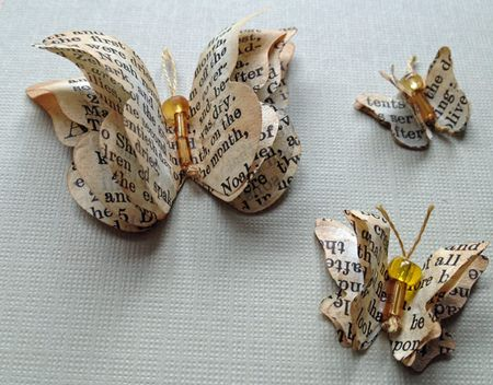 Book-butterflies