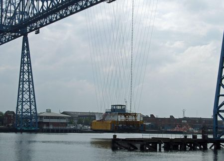 Middlesborough transporter bridge (4)