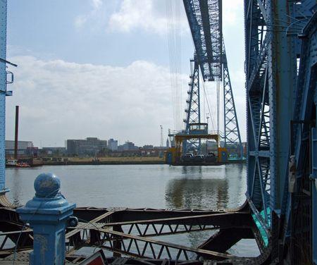 Middlesborough transporter bridge (5)