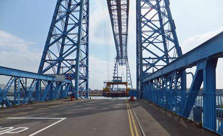 Middlesborough transporter bridge (3)