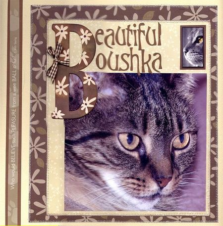 Beautiful boushka all