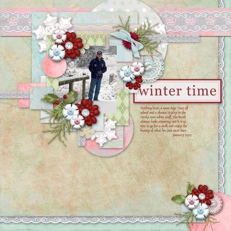 Wintertime-Tinci