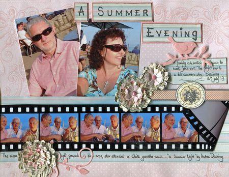 A-summer-evening