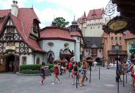 Epcot-germany
