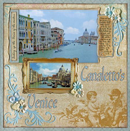 Canaletto's-Venice