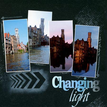 Changing-light