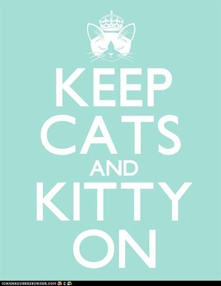Keep cats