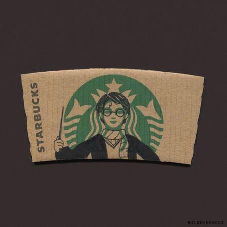 Starbucks-cup-art-sleeve-illustration-sleevebucks-8-605x605