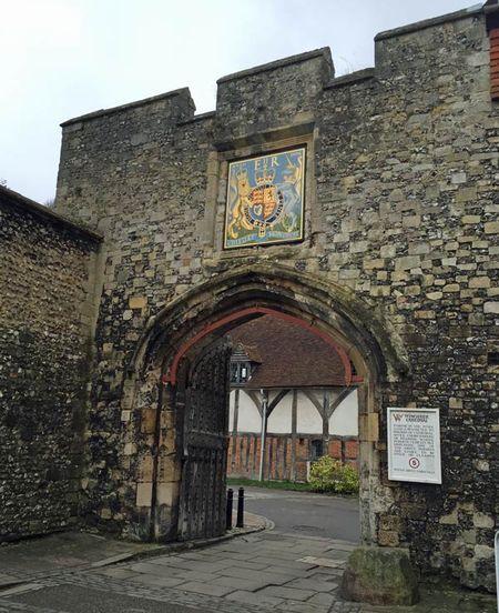 Winchester-gate