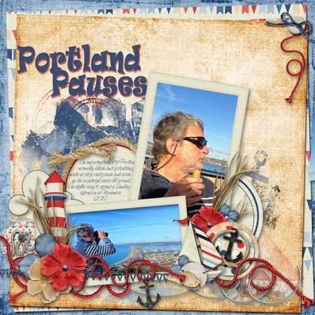 Portland-Pauses