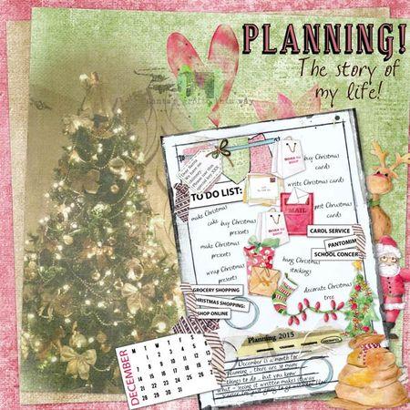 December-planning