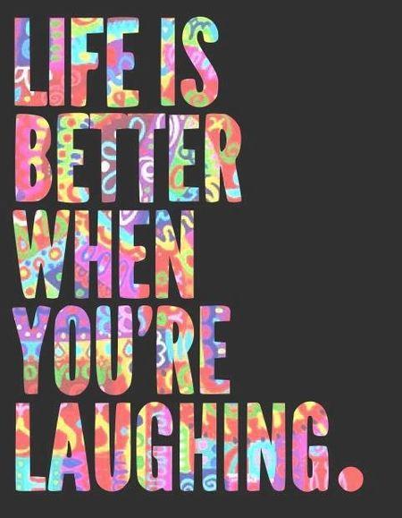 Laughing 1