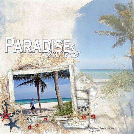 Nu Paradise-sands