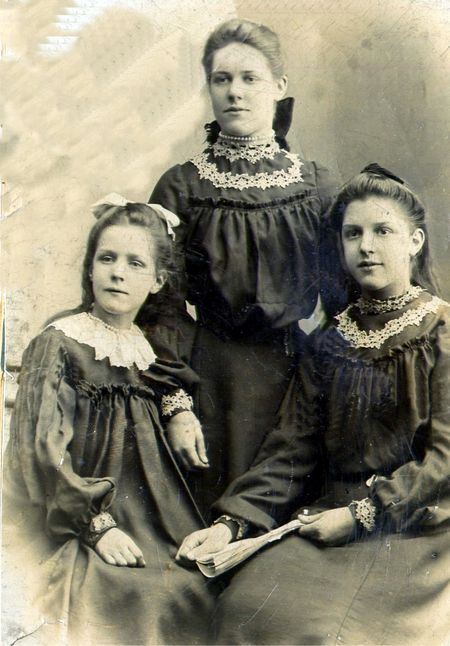 Nanny and her sisters corrected