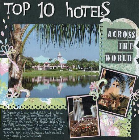 10 hotels