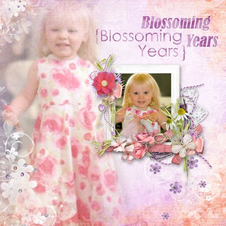 Blossoming-years