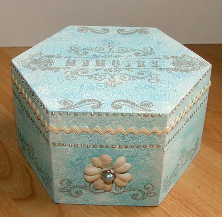 Memoirs box all
