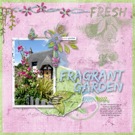 Fragrant-garden