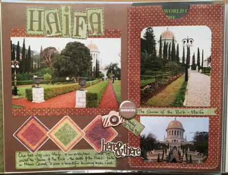Haifa-Israel-scrapbook