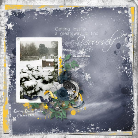Spring-storm