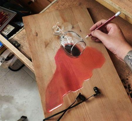 Photorealistic-drawing-wood-ivan-hoo-6