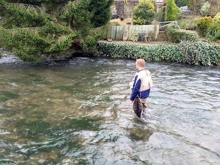 Winchester-fishing