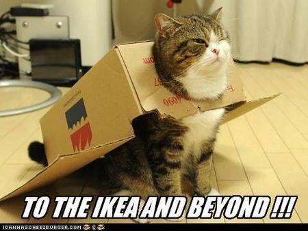Ikea and beyond