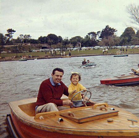 Me and dad boating corrected