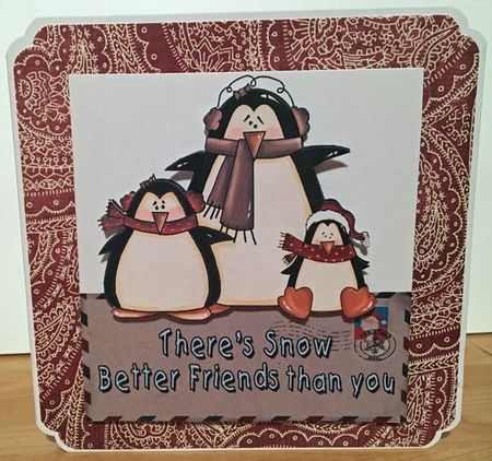 Penguin-card
