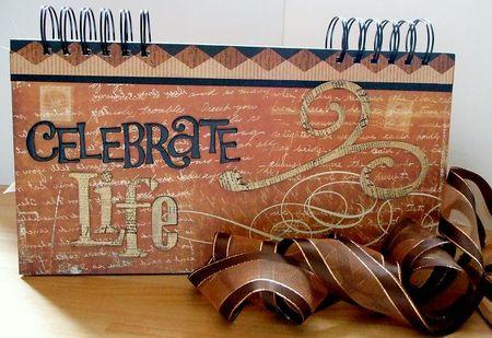 Celebrate life cover