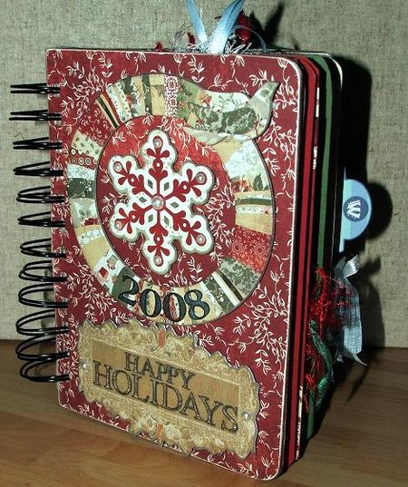Finished journal
