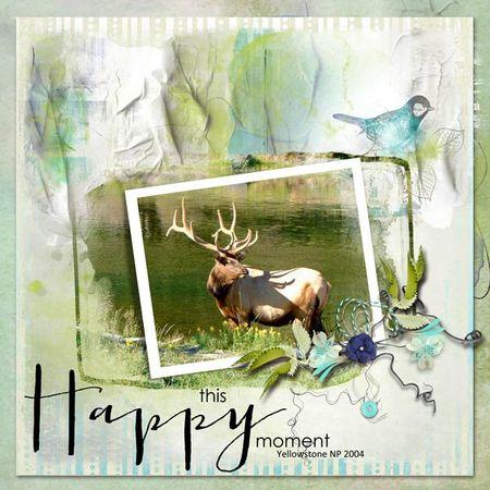 Happy-moment