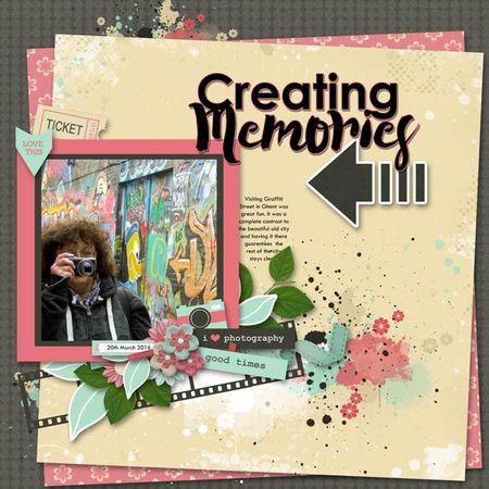Creating-memories