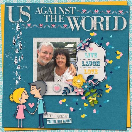Us-against-the-world