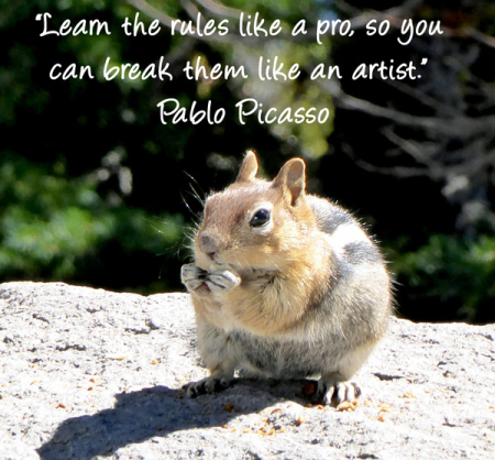 Artist-quote