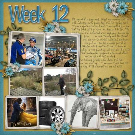 Nu week-12