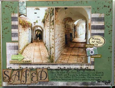 Safed-Israel-Scrapbook