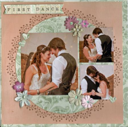 Nu first-dance
