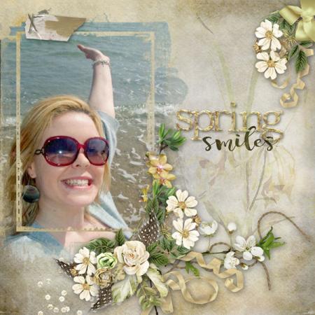 Nu spring-smiles