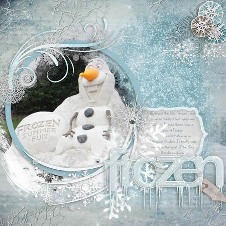 Nu frozen-summer-fun