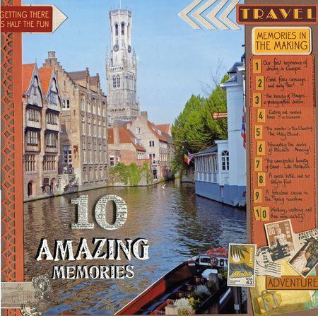 10 amazing Bruges
