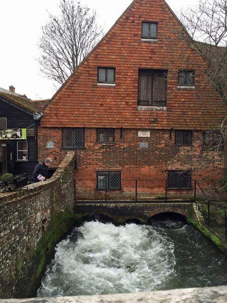 Winchester-mill