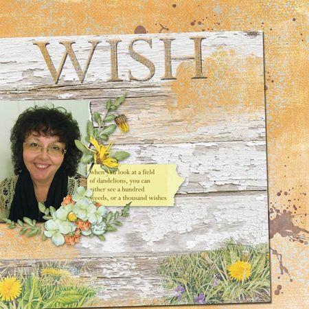 Wish-dandelion
