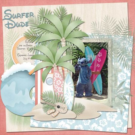 Surf-dude