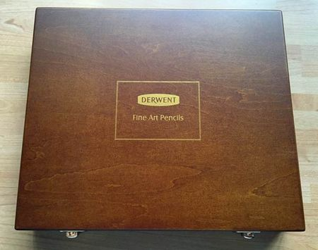 Pencils-wooden-box