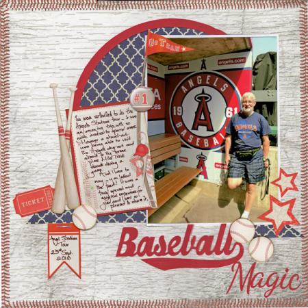 Baseball-Magic