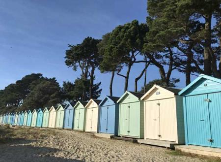 A-beach-huts
