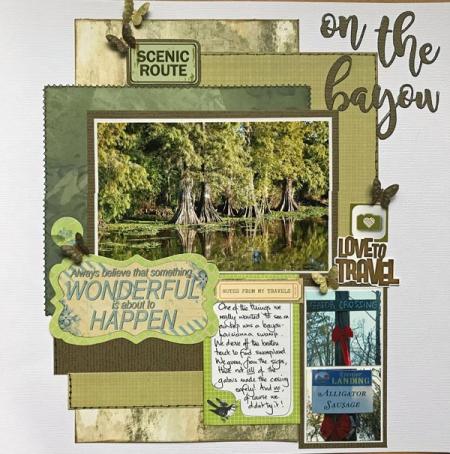 On-the-bayou