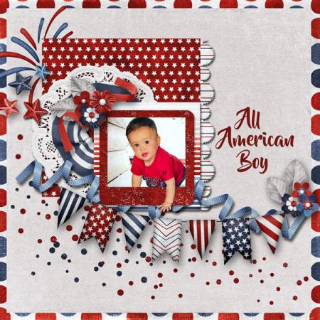 Nu all-american-boy